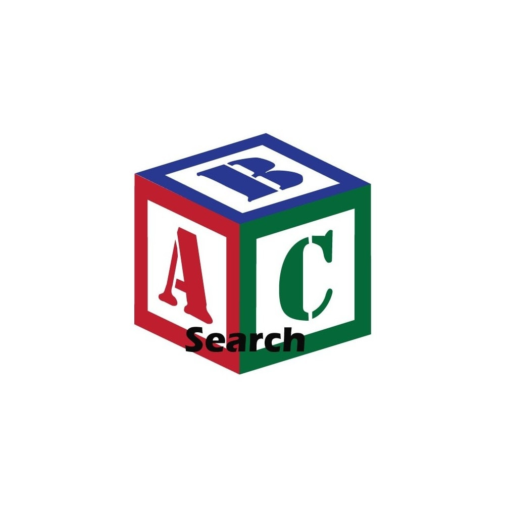 module - Ricerche & Filtri - ABC Search Products - 1
