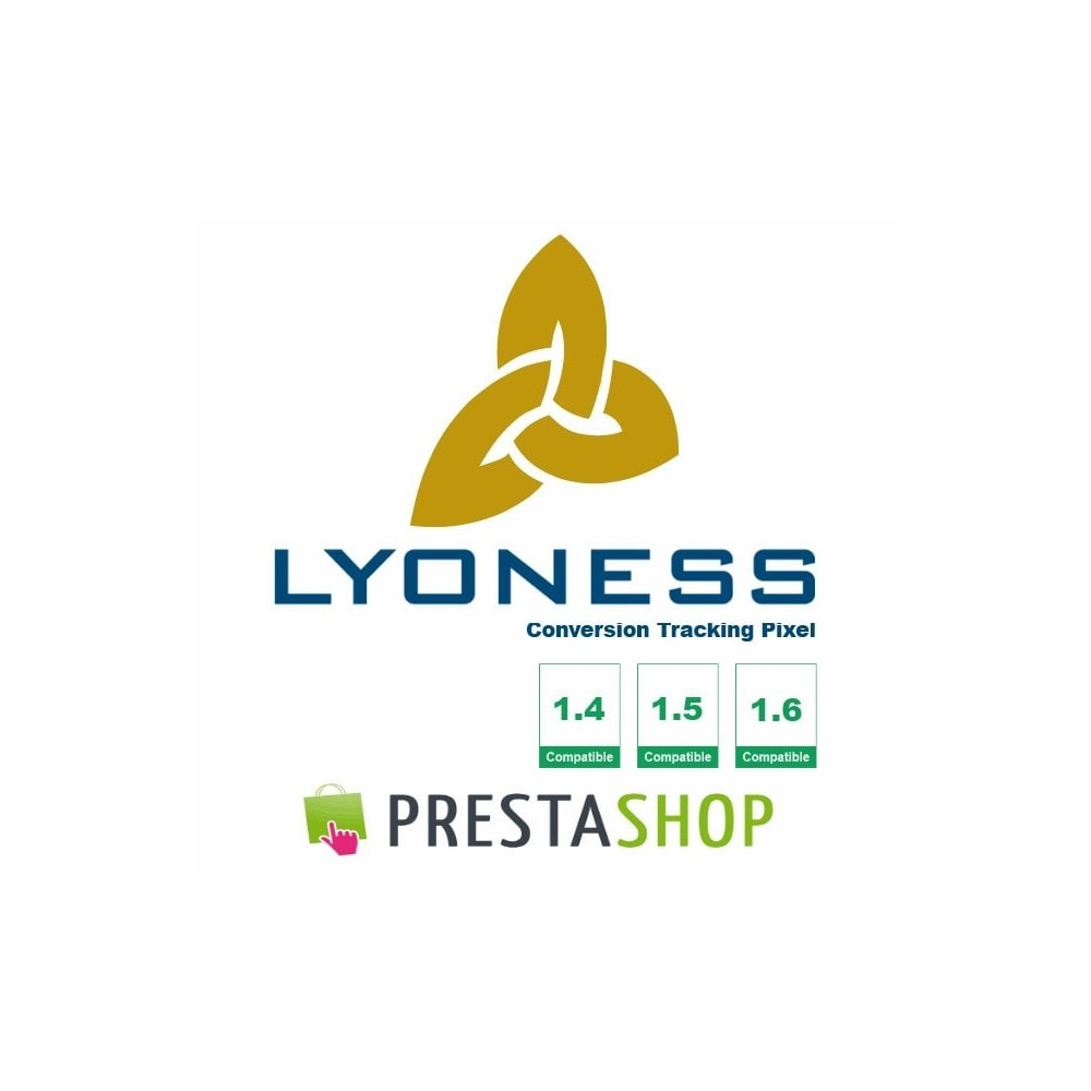 module - Платная поисковая оптимизация - Lyoness Tracking Pixel - Code Implementation - 1