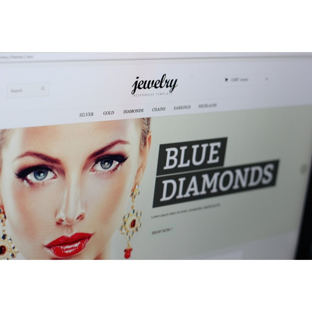 theme - Jewelry & Accessories - Jewelry Prestashop 1.6 Responsive - 13