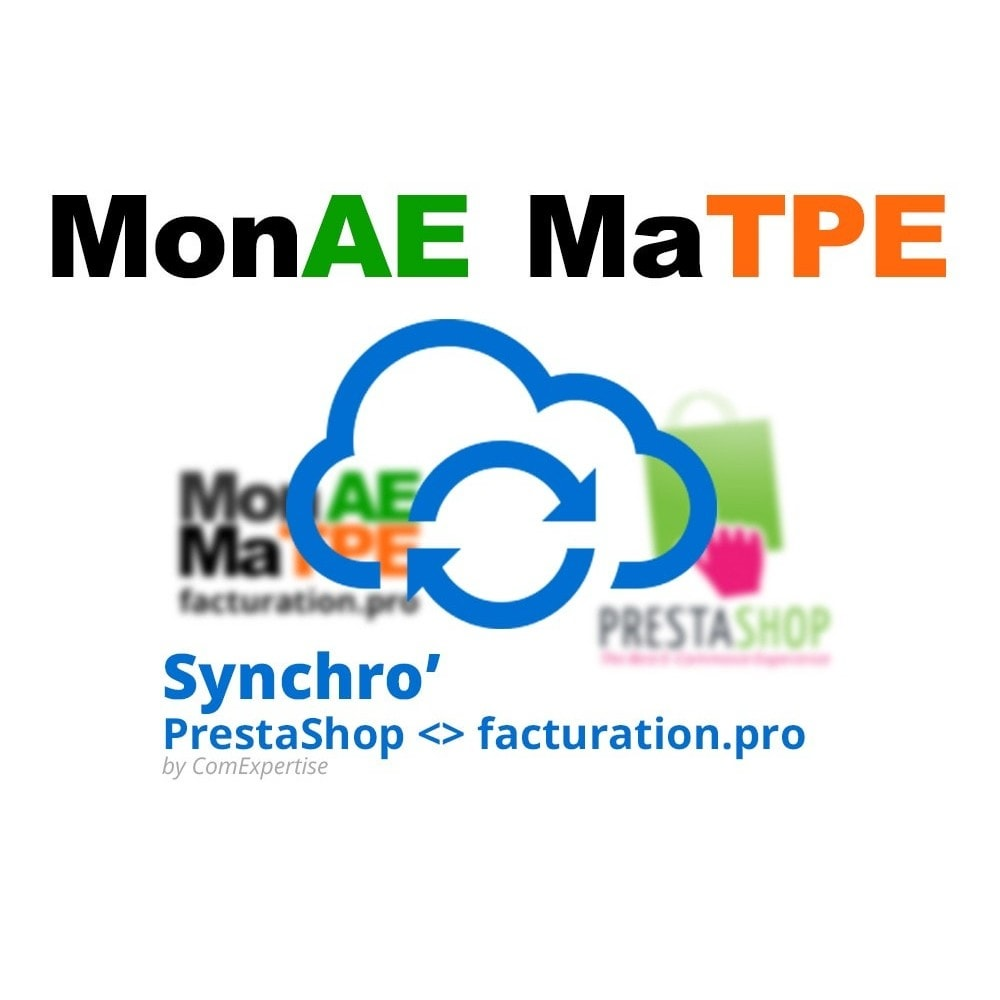 module - Third-party Data Integration (CRM, ERP...) - Connector www.facturation.pro (Mon AE, Ma TPE) - 1