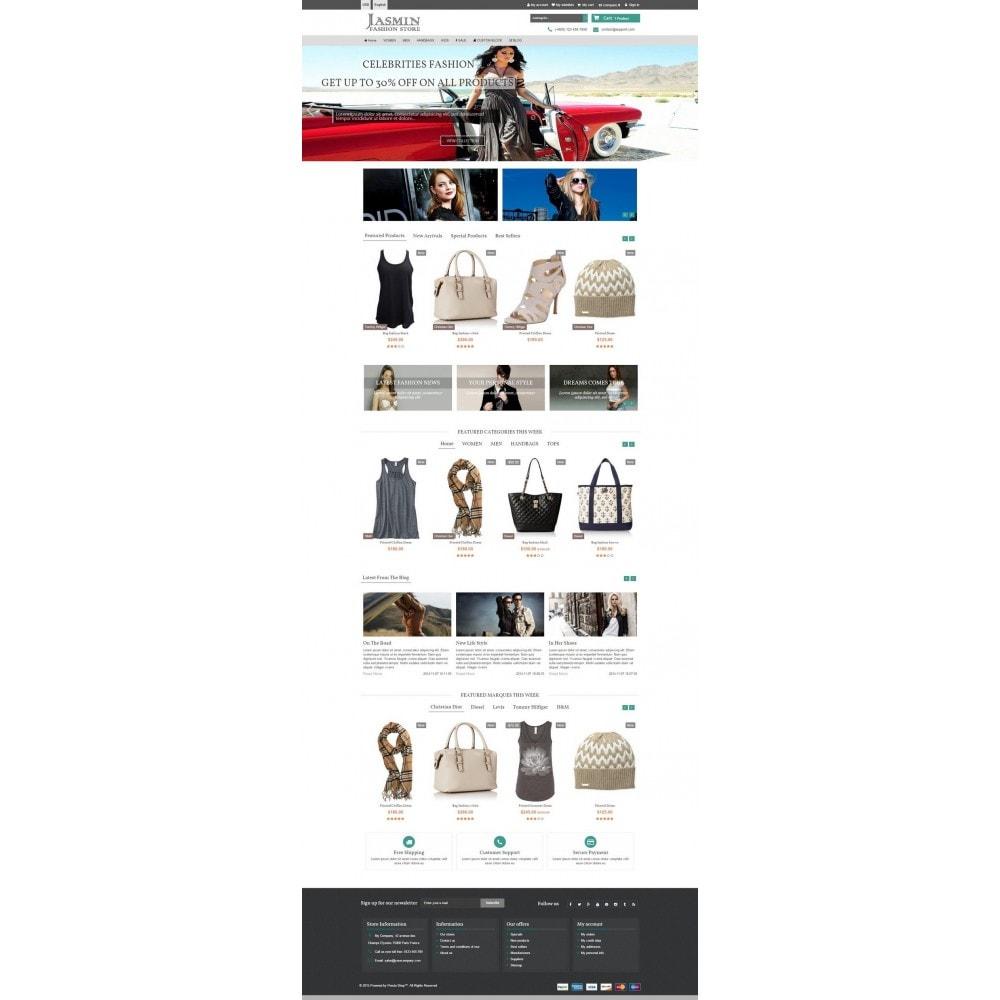 theme - Mode & Chaussures - Jasmin Responsive 1.6 - 5