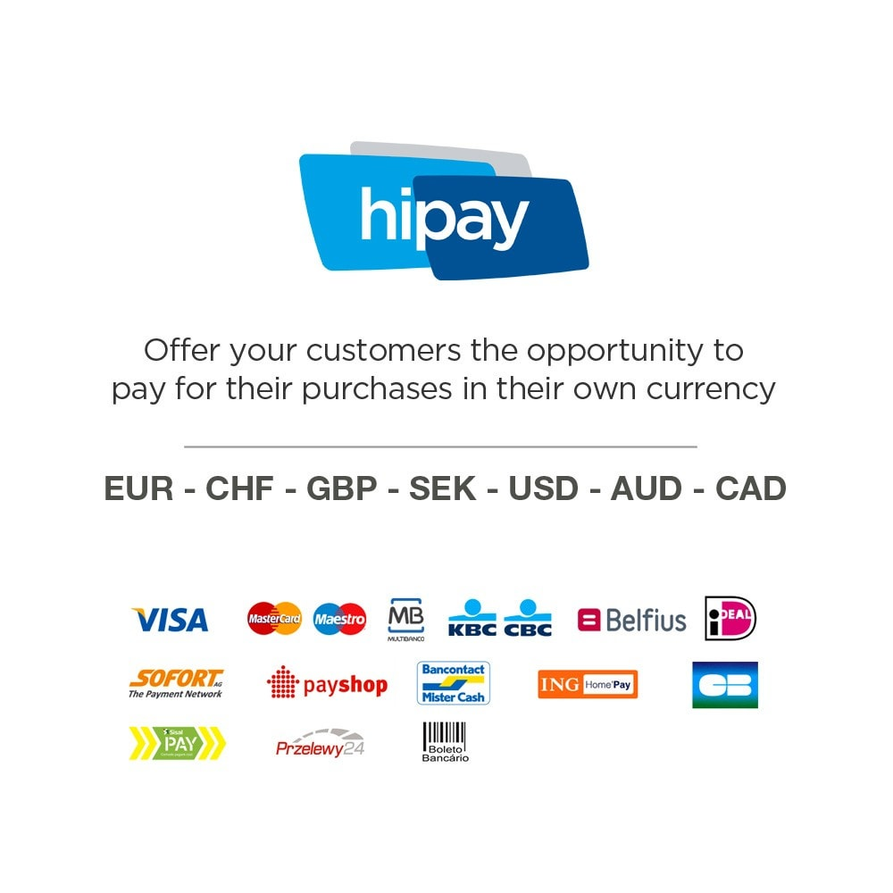 module - Payment by Card or Wallet - HiPay - 1