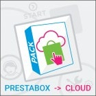 Pack Migration de Prestabox to PrestaShop Cloud
