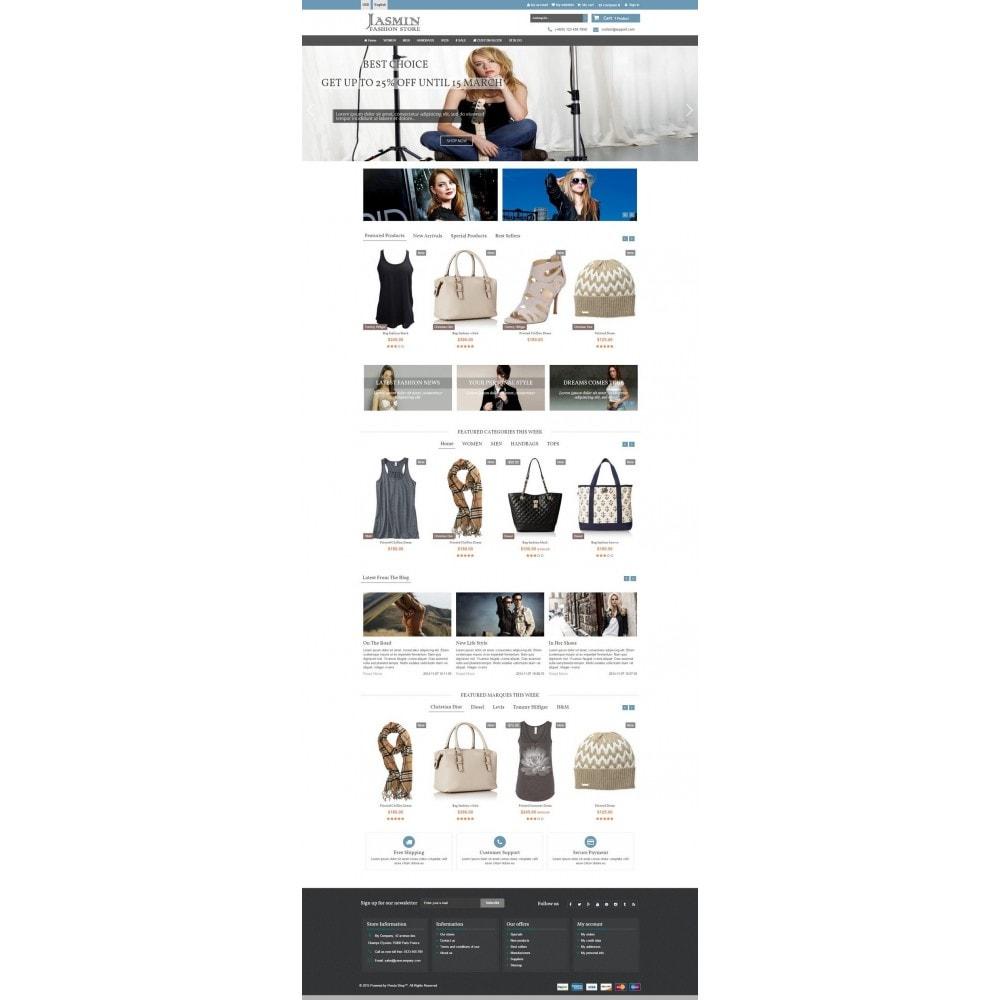 theme - Moda & Calzature - Jasmin Responsive 1.6 - 3