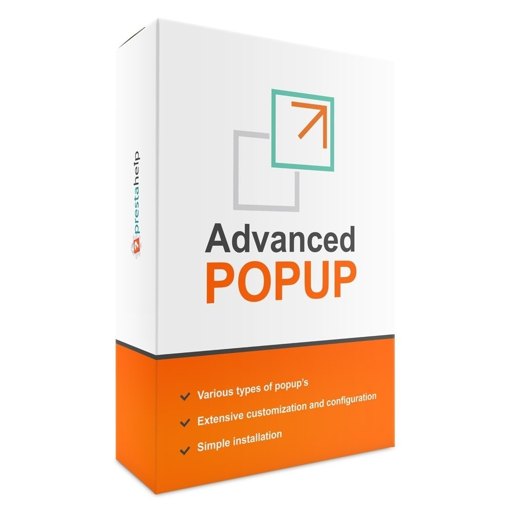 module - Pop-up - Advance popup - 7