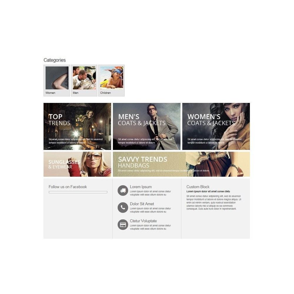 module - Productos en la página de inicio - Categorias en la página principal del sitio - 1