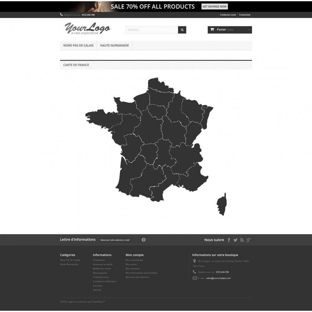 Carte de France Design Office Carte de France