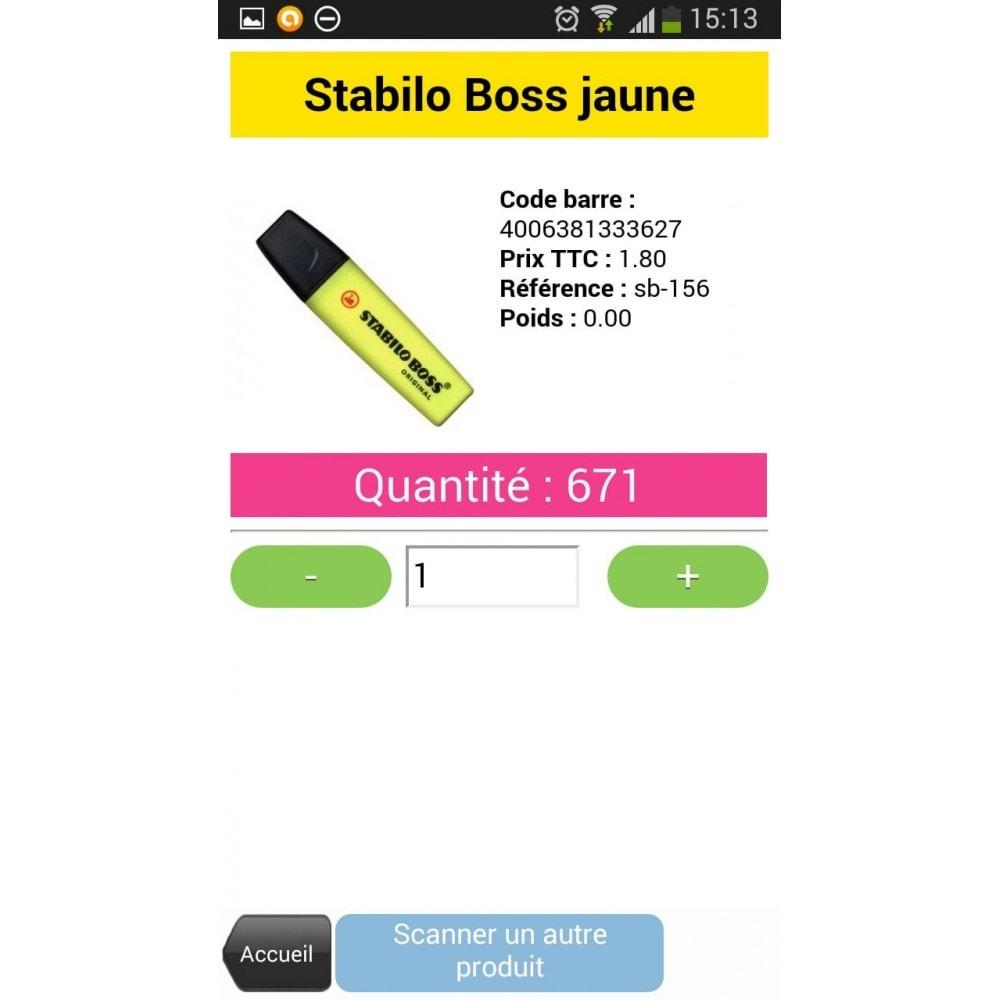 module - Gestion des Stocks & des Fournisseurs - HelloScan-shop - 1