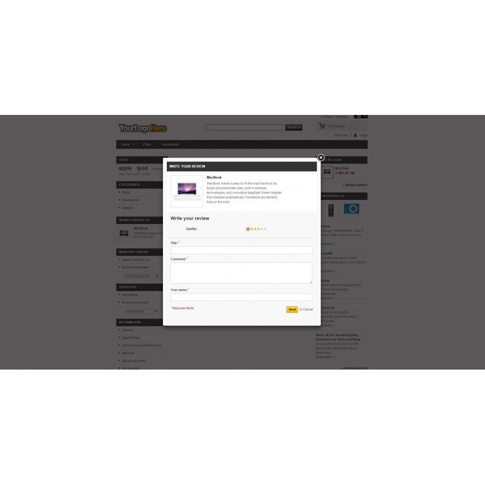 module - Avis clients - Reviews, Comments Email Reminder with reward Discounts - 8