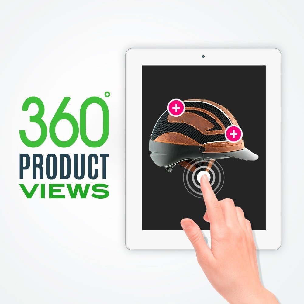 module - Produktvisualisierung - WebRotate 360 Product Viewer PRO - 1