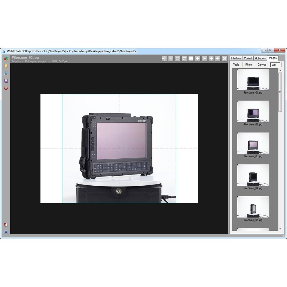 module - Visual Products - WebRotate 360 Product Viewer PRO - 6
