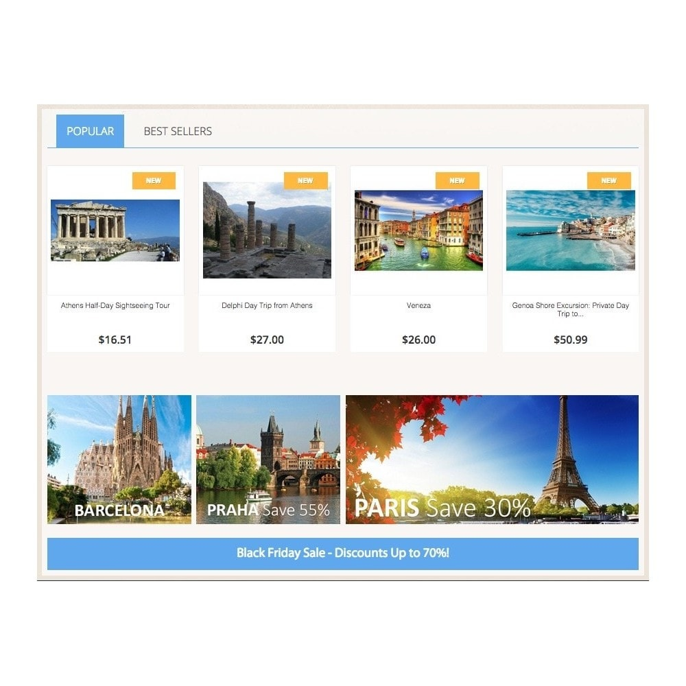 theme - Sports, Activities & Travel - Best Travel 1.6 Responsive - 4