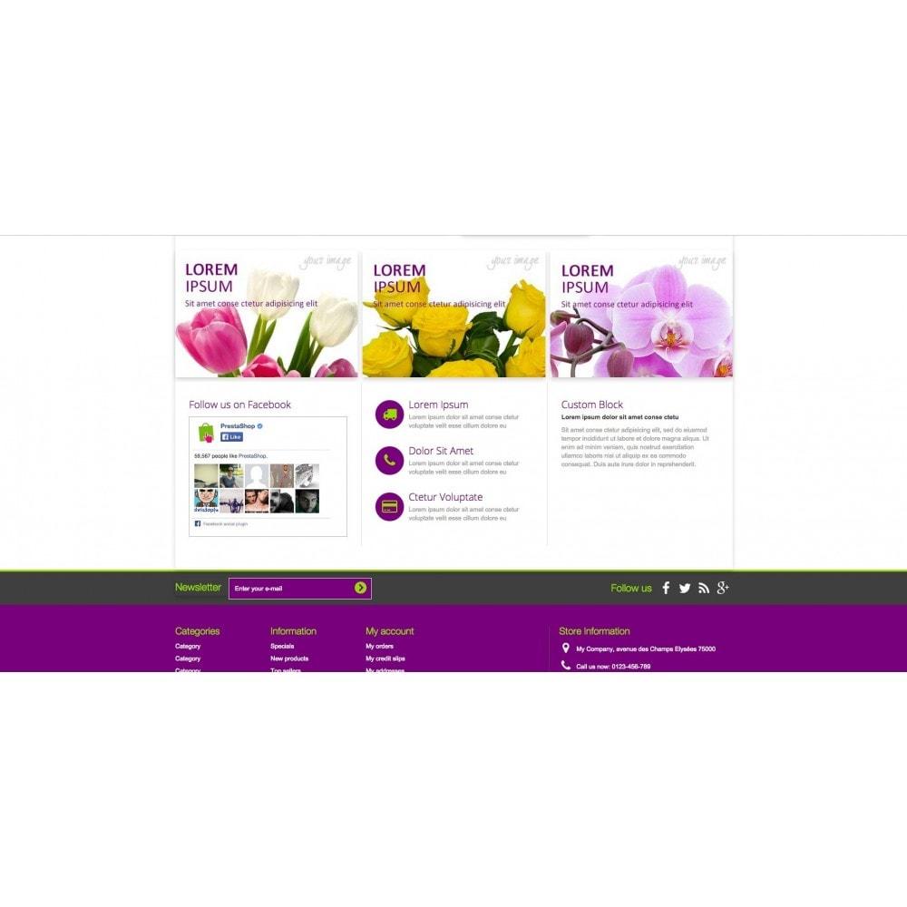 theme - Regalos, Flores y Celebraciones - Templant flowers - 7
