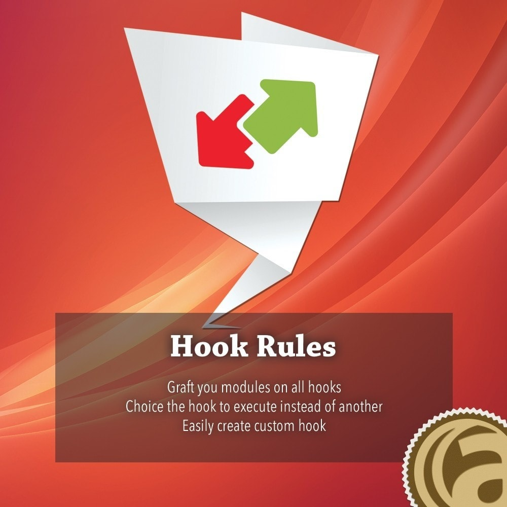 module - Administrationstools - Hook Rules - 1