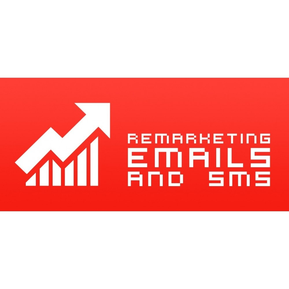 module - Remarketing & Achtergelaten winkelmanden - Remarketing Emails and SMS - 2