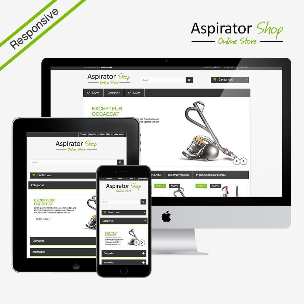 theme - Electrónica e High Tech - Aspirator Shop - 1