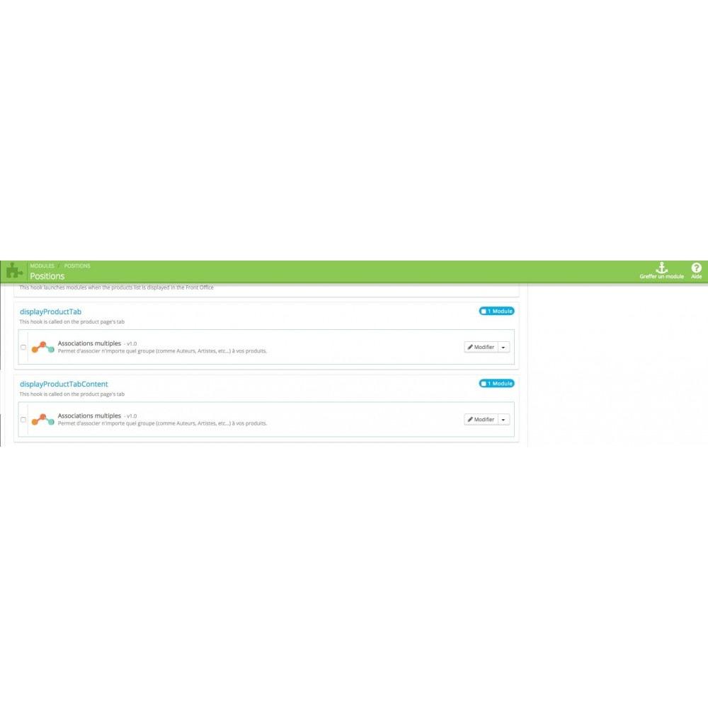 module - Marques & Fabricants - Taxonomie Personnalisée - 4