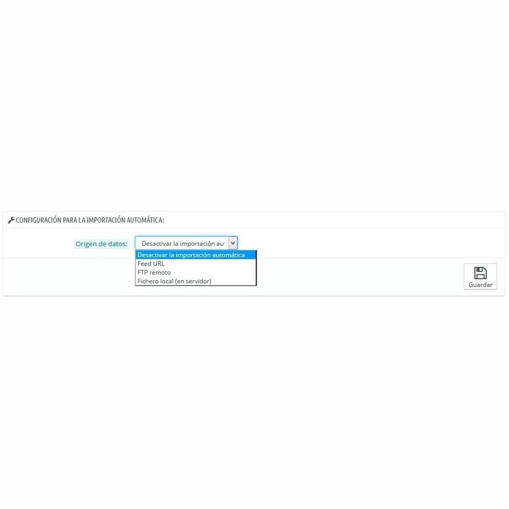 module - Edición Rápida y Masiva - Actualizar stock y precios vía CSV/URL/FTP + Alertas - 5