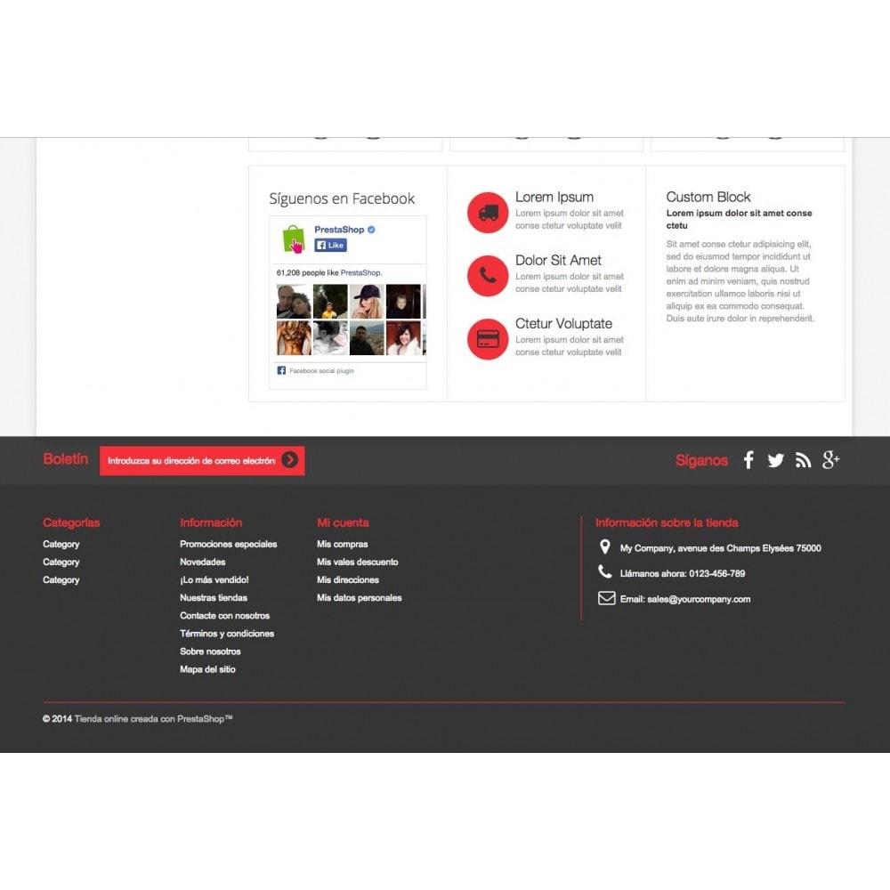 theme - Deportes, Actividades y Viajes - Bicycle Shop Online - 4