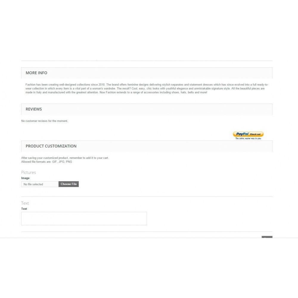 module - Déclinaisons & Personnalisation de produits - Massive Custom Fields Evolution - 4
