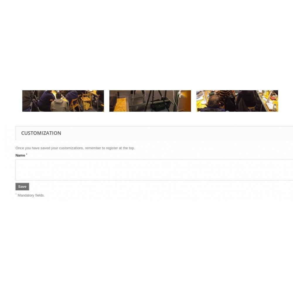 module - Web de Reservas y Alquiler - Reserva de eventos - 5