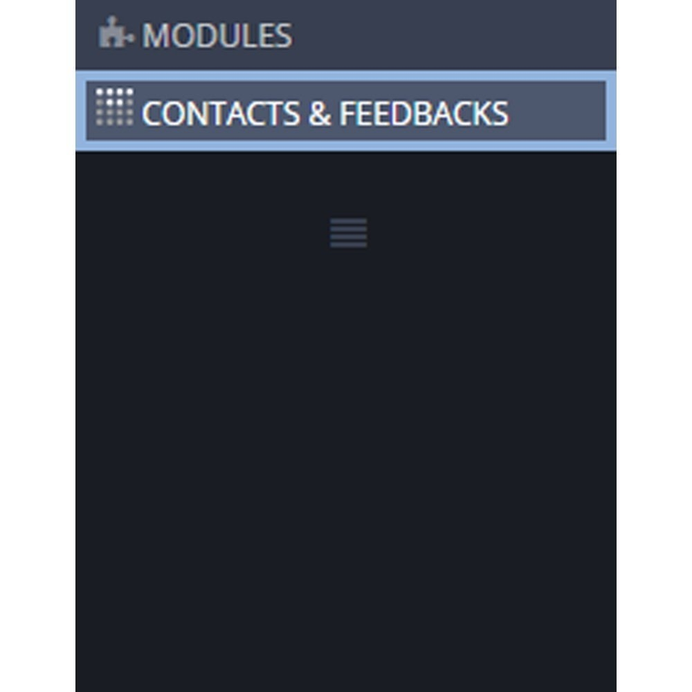 module - Formulario de contacto y Sondeos - Easy Contact & Feedback Form - AJAX based Forms - 7