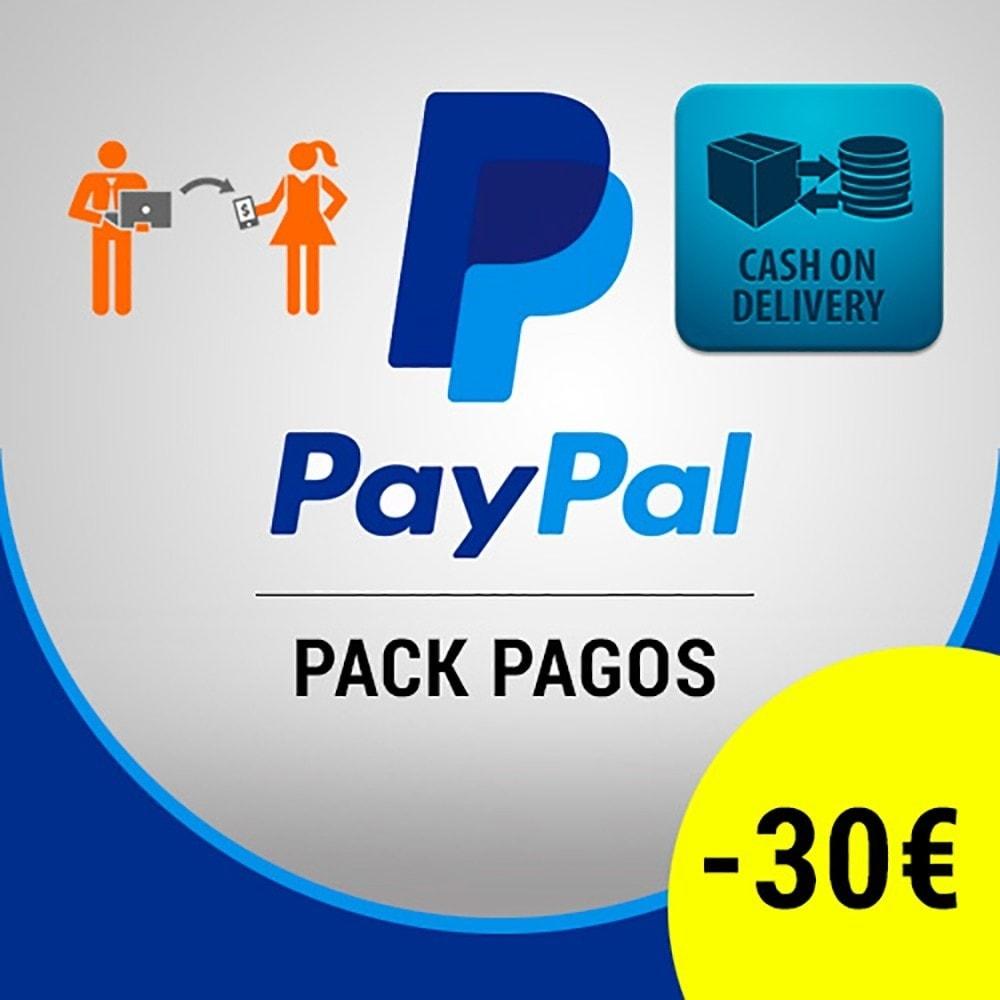 bundle - Pago con Tarjeta o Carteras digitales - Pack Pagos con comisiones - 1