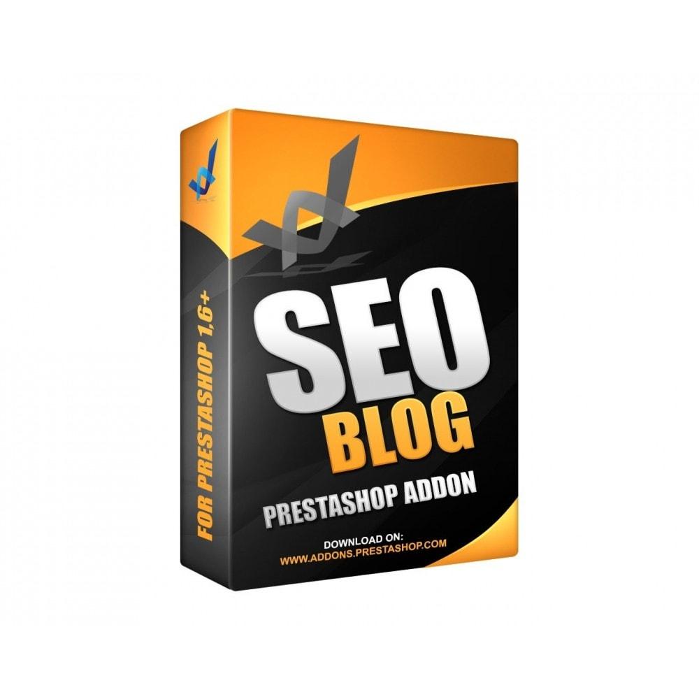 module - Blog, Forum & Actualités - Professional SEO Blog - 1
