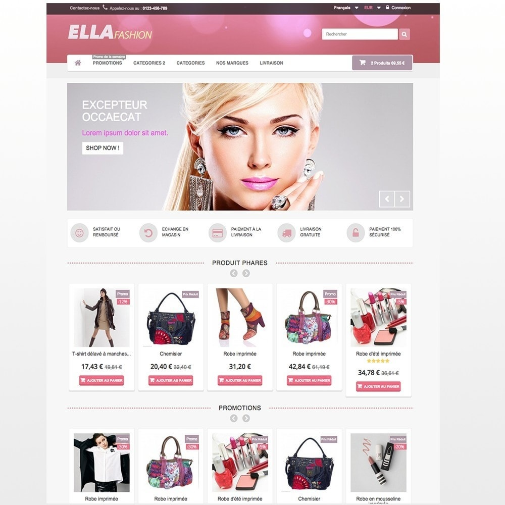 theme - Jewelry & Accessories - ELLA FASHION - 2