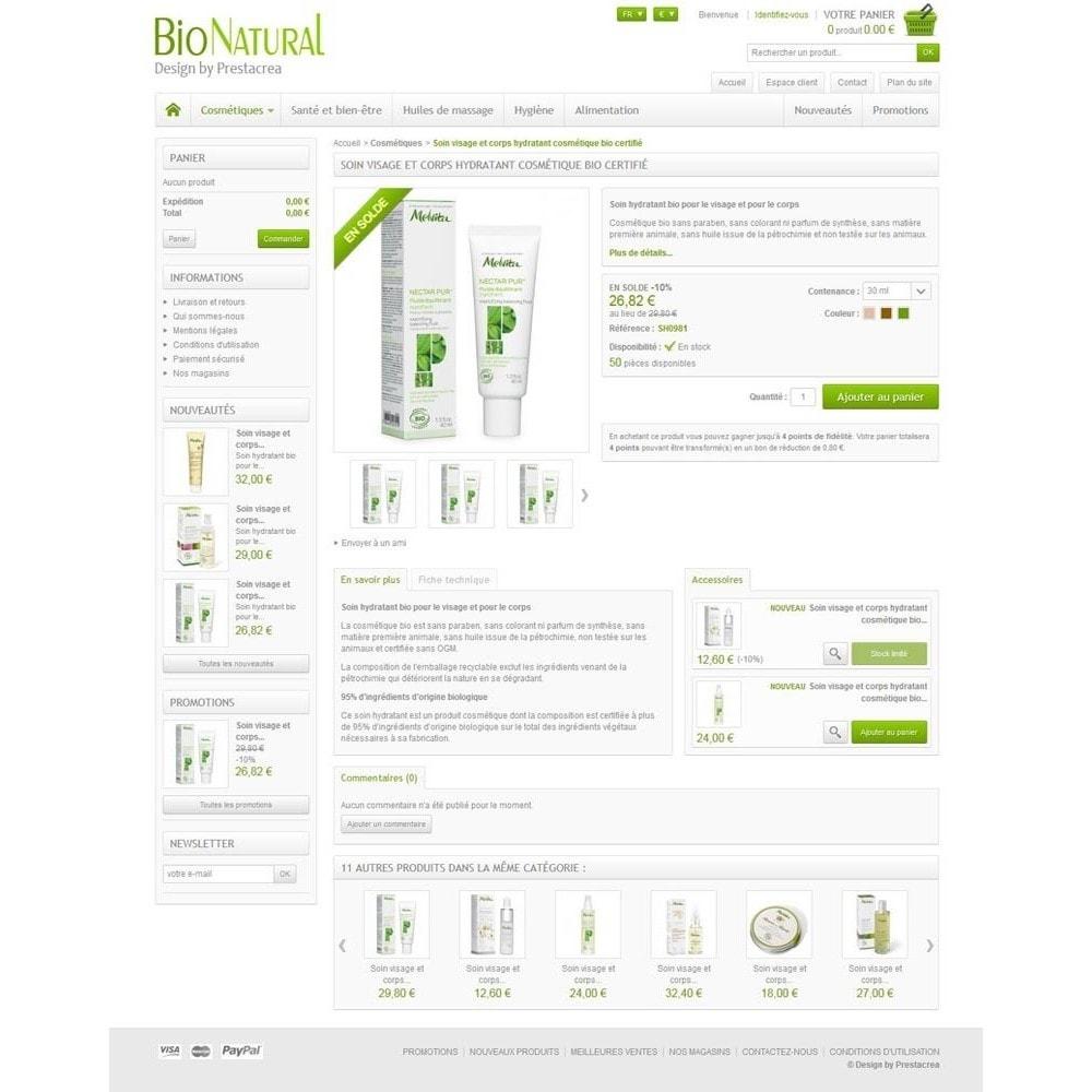 theme - Salud y Belleza - BioNatural - 4
