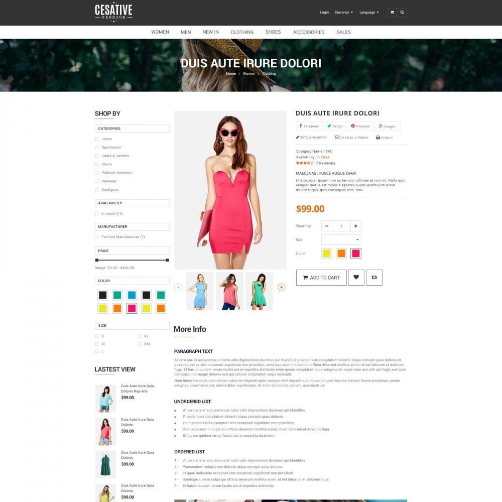 theme - Mode & Schoenen - ET Cesative - New Model Fashion Responsive Prestashop - 3
