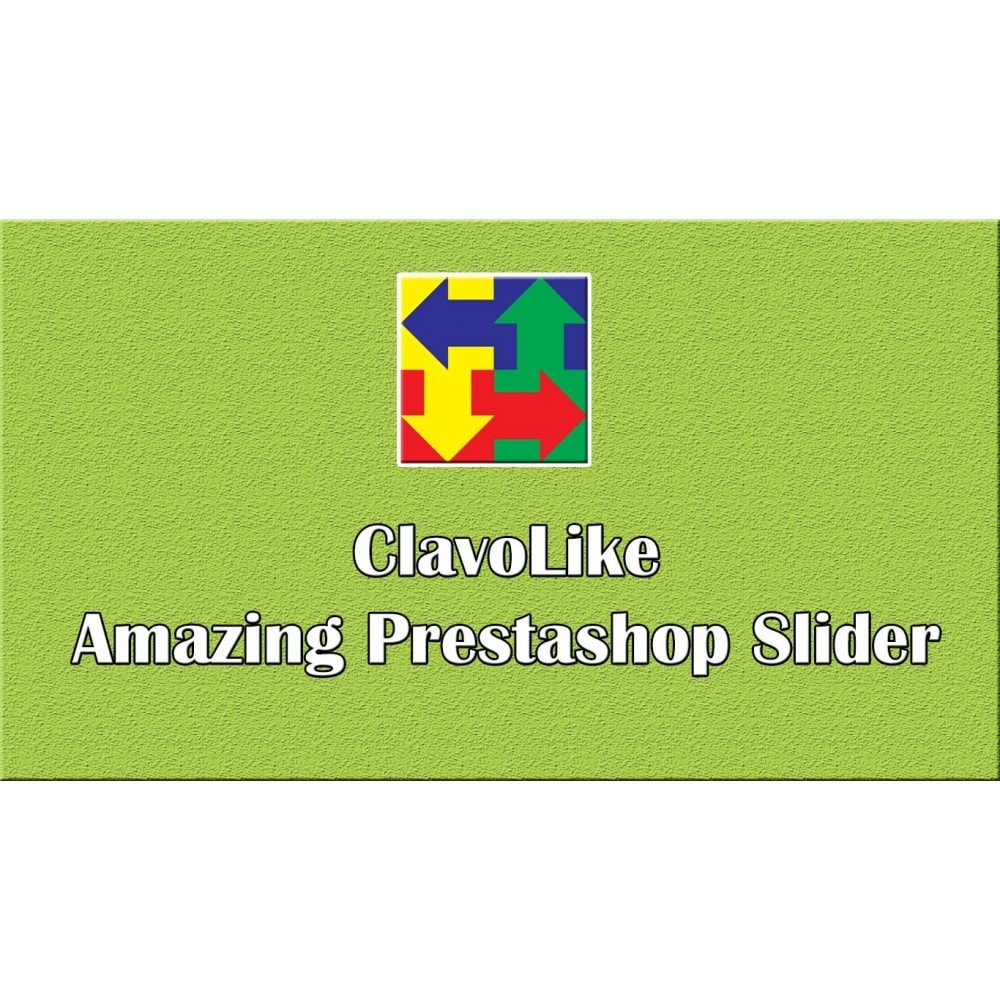 module - Sliders & Galerias - Amazing Prestashop 3D Slider - 1