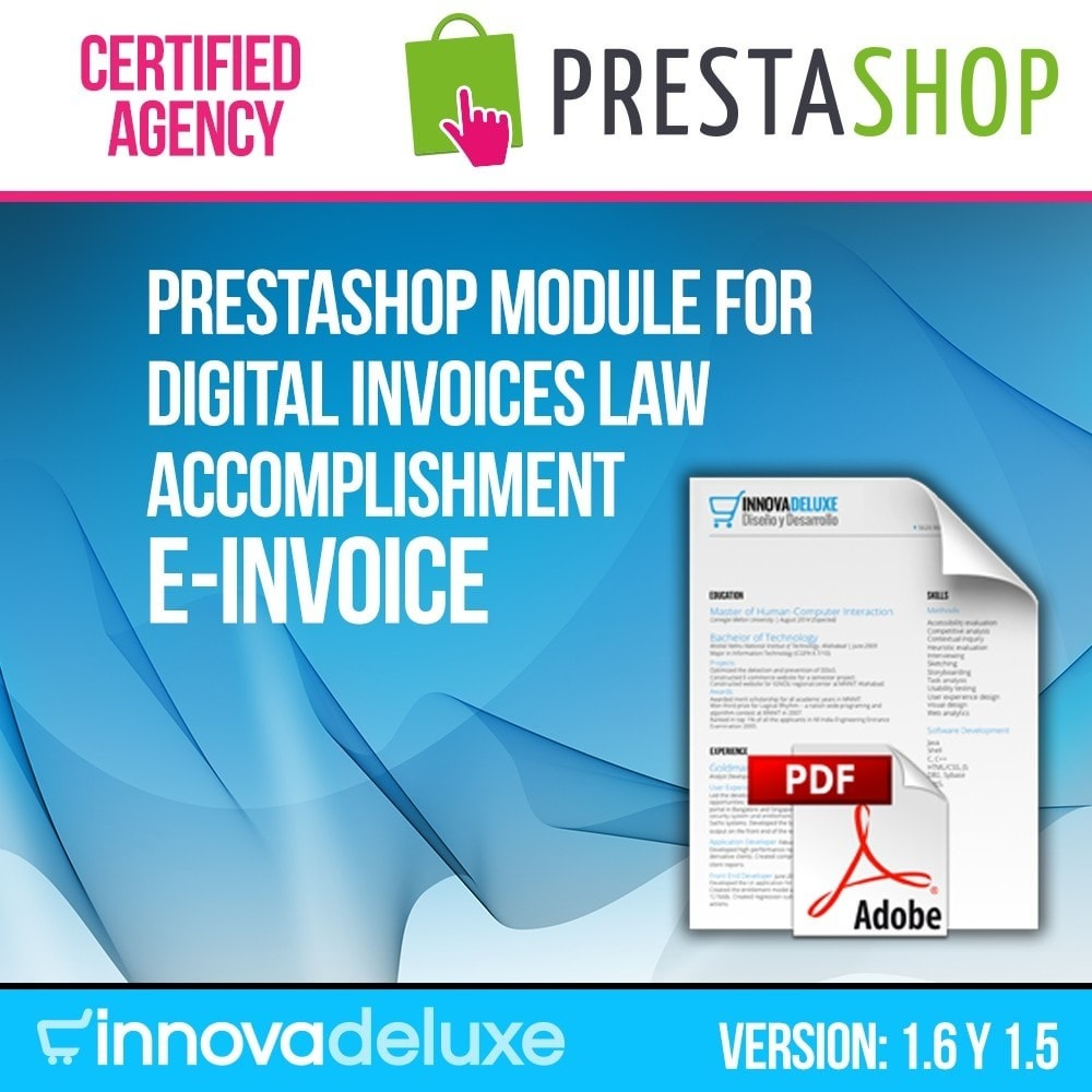 module - Contabilidade & Cobrança - Digital Invoice (trade regulations compliance) - 1