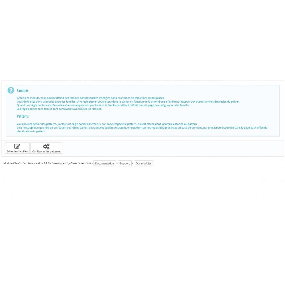 module - Promotions & Cadeaux - Olea Extended Cart Rules / Règles Panier Etendues - 6
