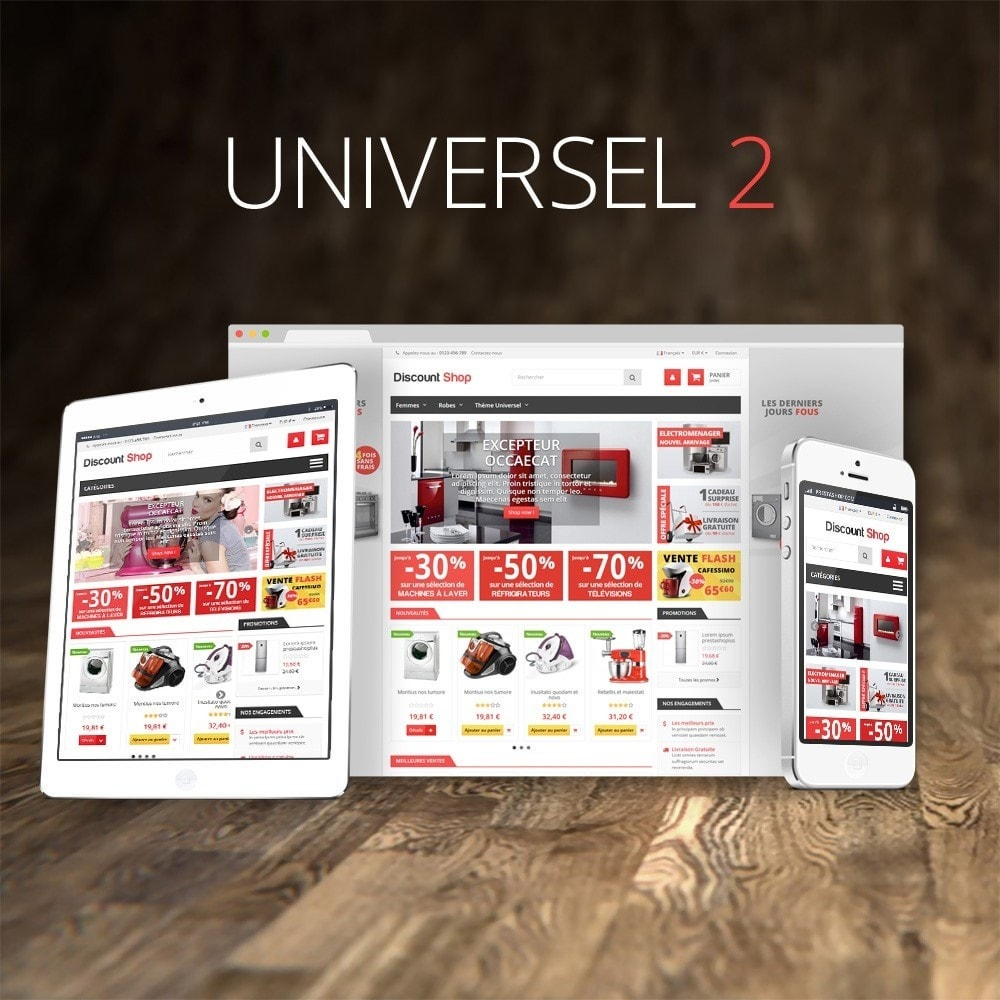 theme - Dom & Ogród - Universel 2 Responsive - 2