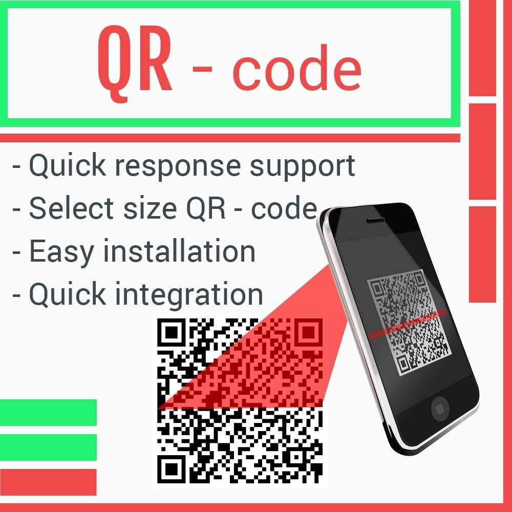 module - Altre informazioni & Product Tab - QR code for your product page - 1