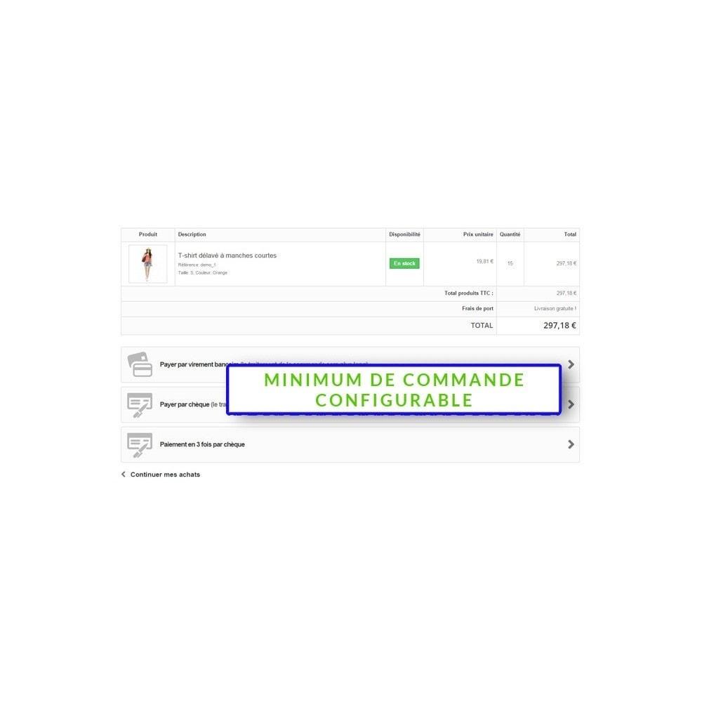 module - Autres moyens de paiement - Paiment multiple par chèque - 3