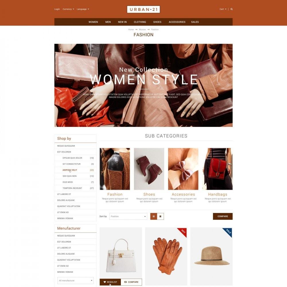 theme - Fashion & Shoes - ET Urban21 - Flexible Bags & Shoes PrestaShop - 2