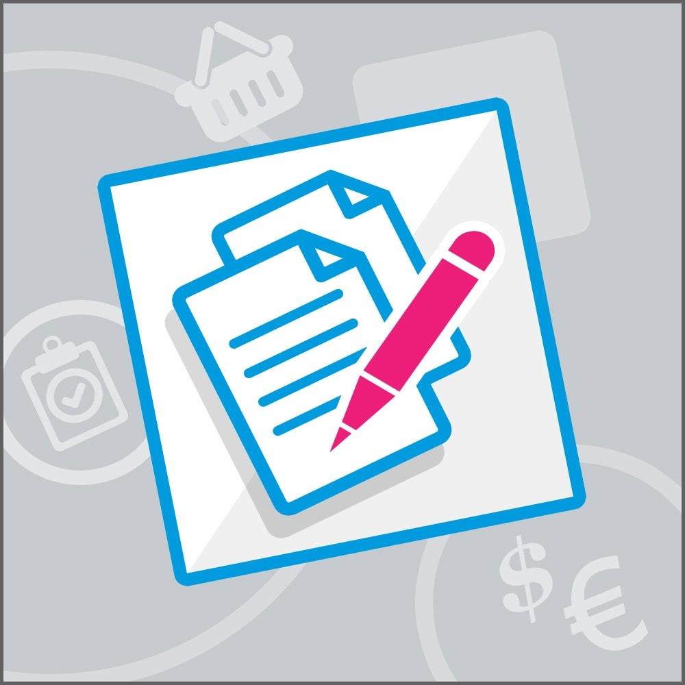 module - Offertes - Online Offerte 1.6 - 1