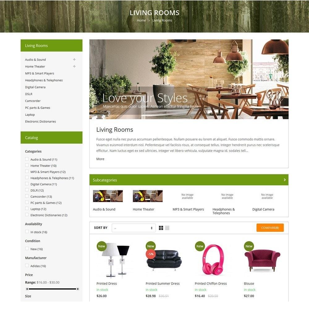 theme - Casa & Giardino - Funismart - Furniture Store Responsive PrestaShop - 3