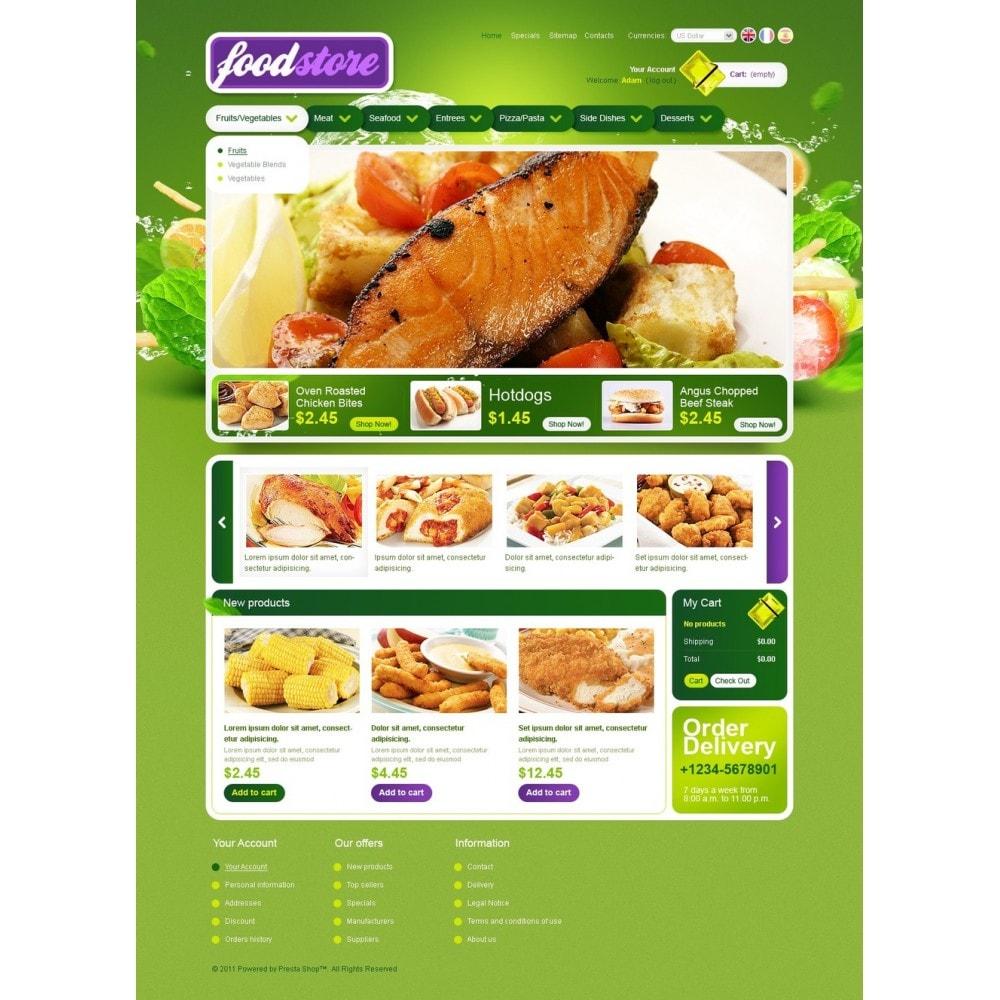 theme - Eten & Restaurant - Tasty Place - 4