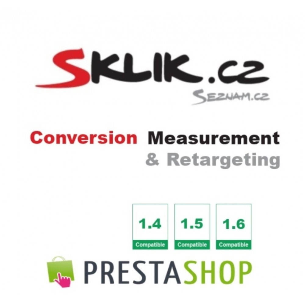 module - Статистика и анализ - Sklik - Conversion Measurement & Retargeting - 1