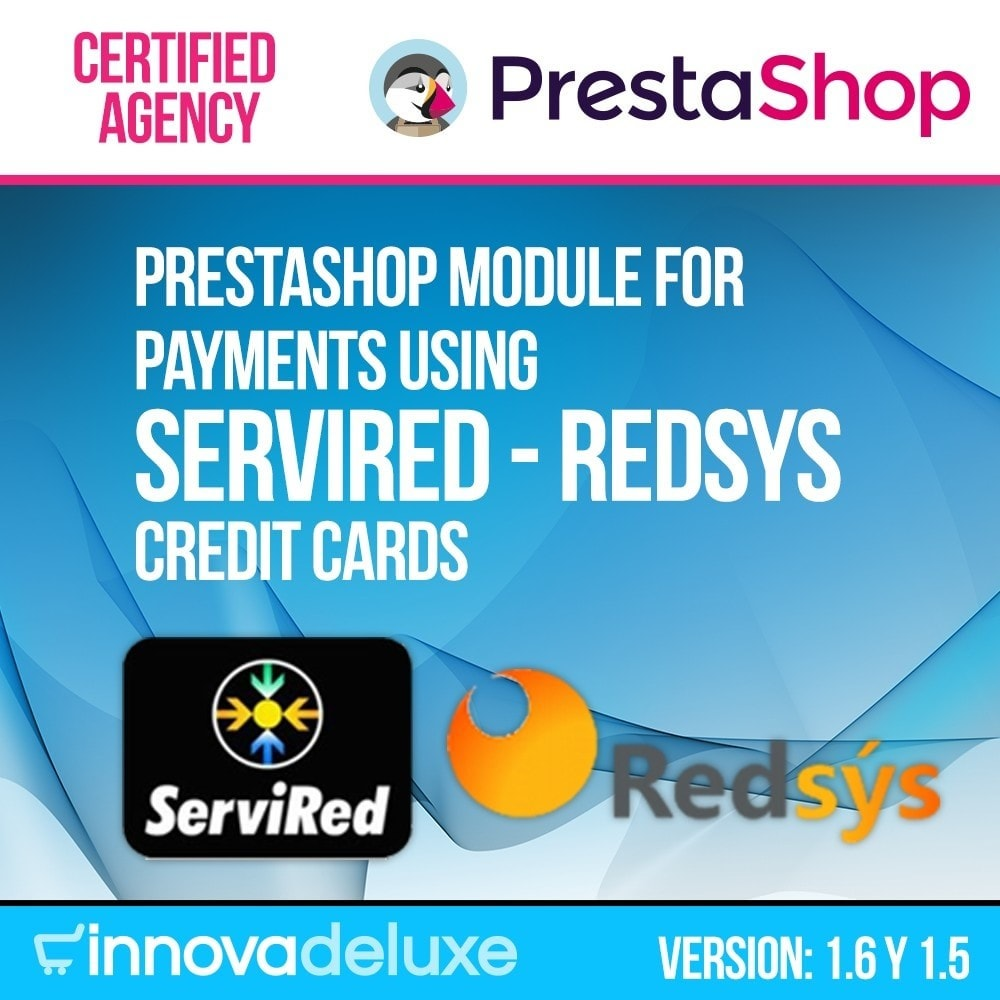 module - Creditcardbetaling of Walletbetaling - Card payment (REDSYS SHA256) Virtual POS - 1