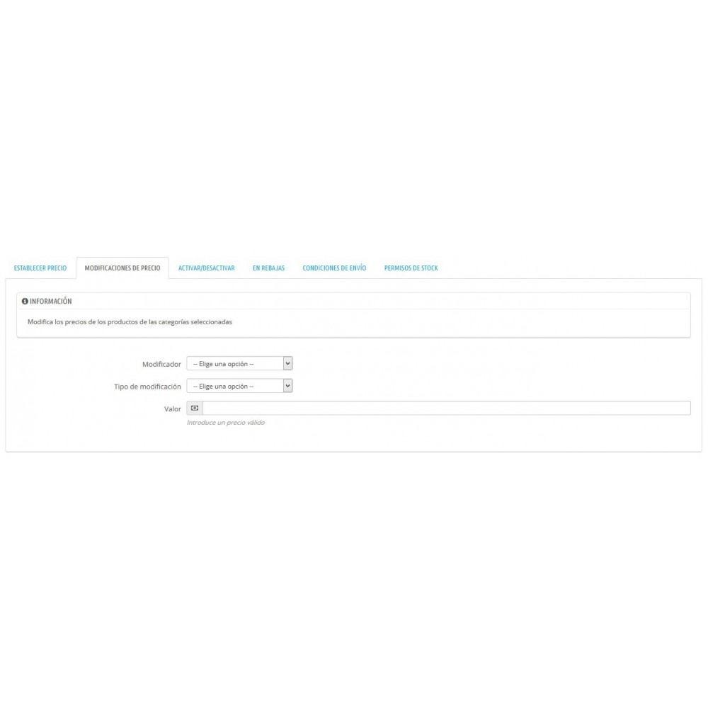 module - Edición Rápida y Masiva - LC Administrador de cambios masivos - 5