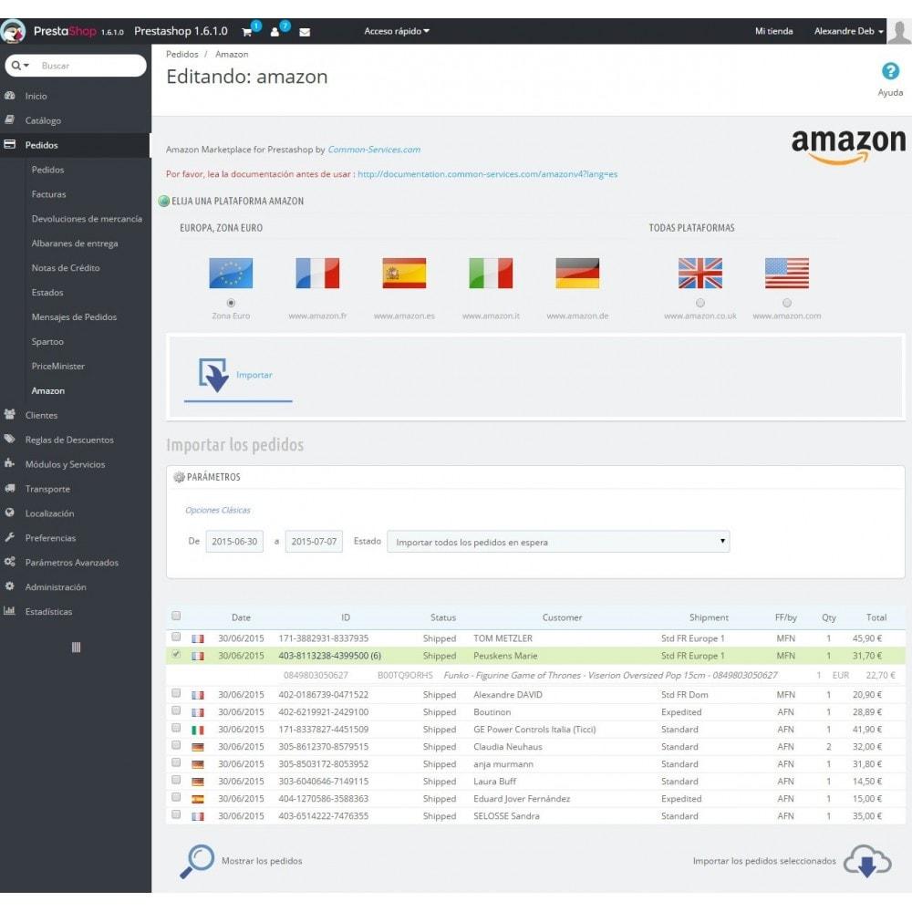 module - Marketplaces - Amazon Market Place - 10