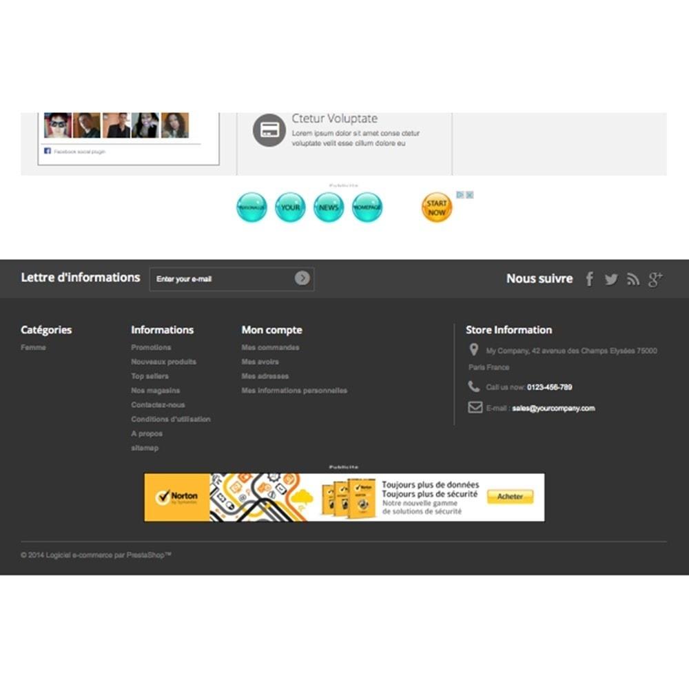 module - Référencement payant (SEA SEM) & Affiliation - Afficheur d'espaces pubs / AdsWhereYouWant - 16