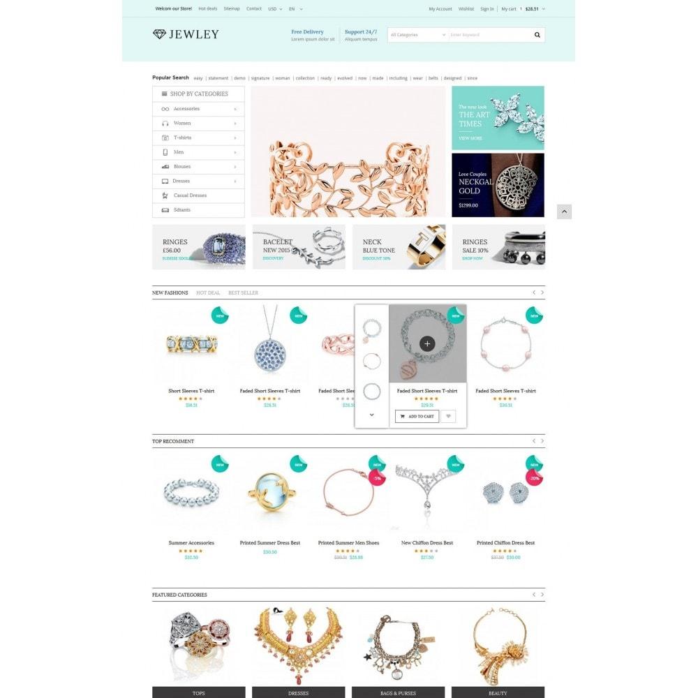 theme - Bellezza & Gioielli - Jewely - Jewelry Store Responsive PrestaShop - 2