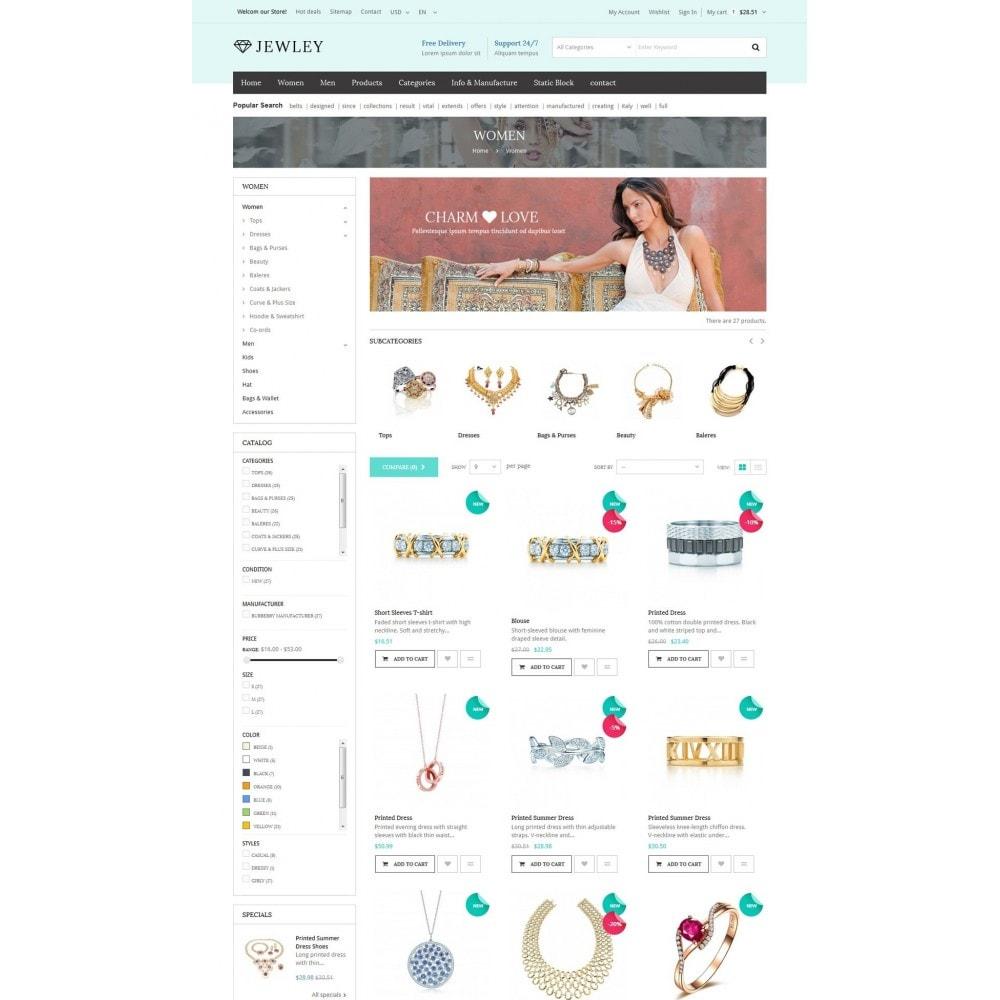 theme - Bellezza & Gioielli - Jewely - Jewelry Store Responsive PrestaShop - 4