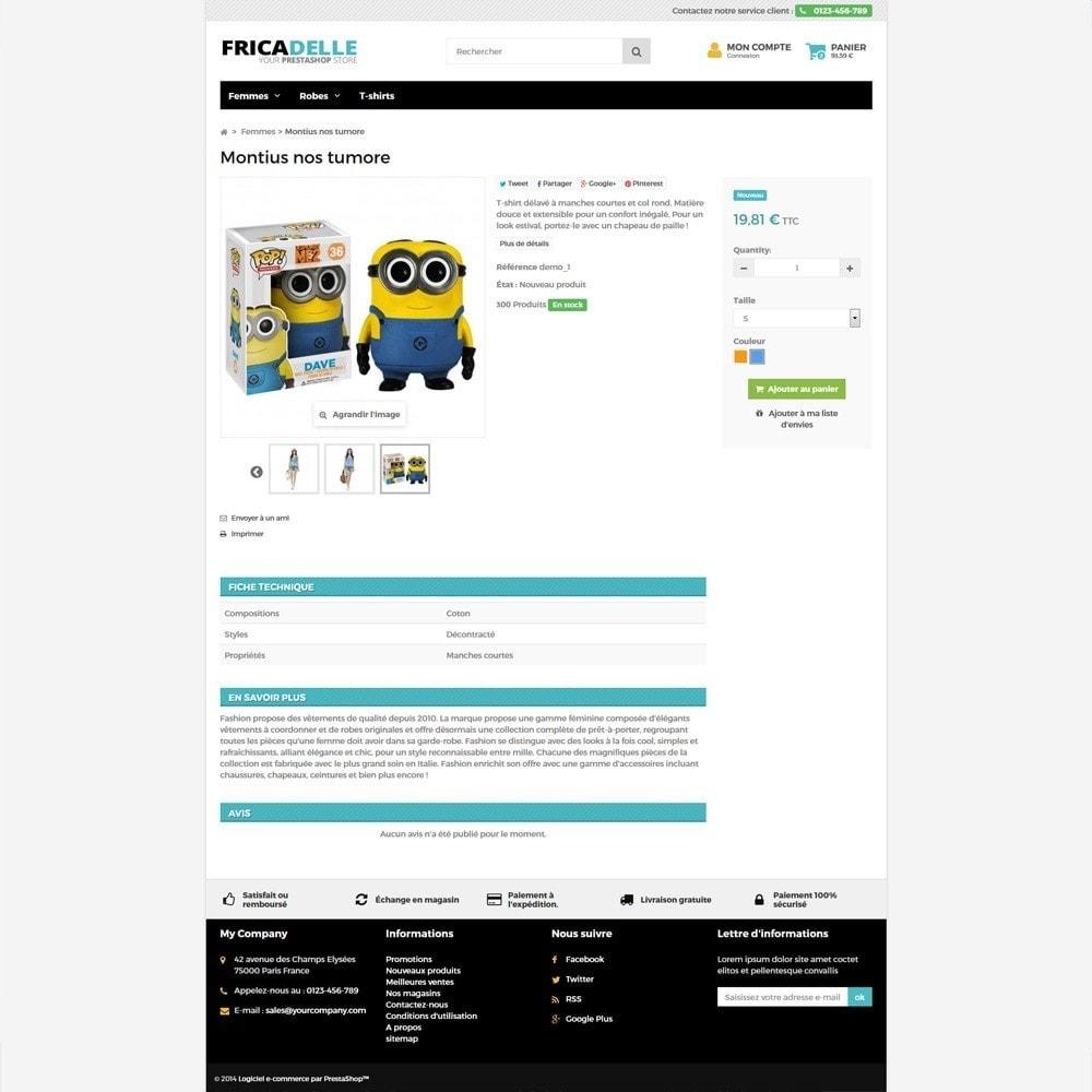theme - Zabawki & Artykuły dziecięce - Fricadelle Responsive - 9