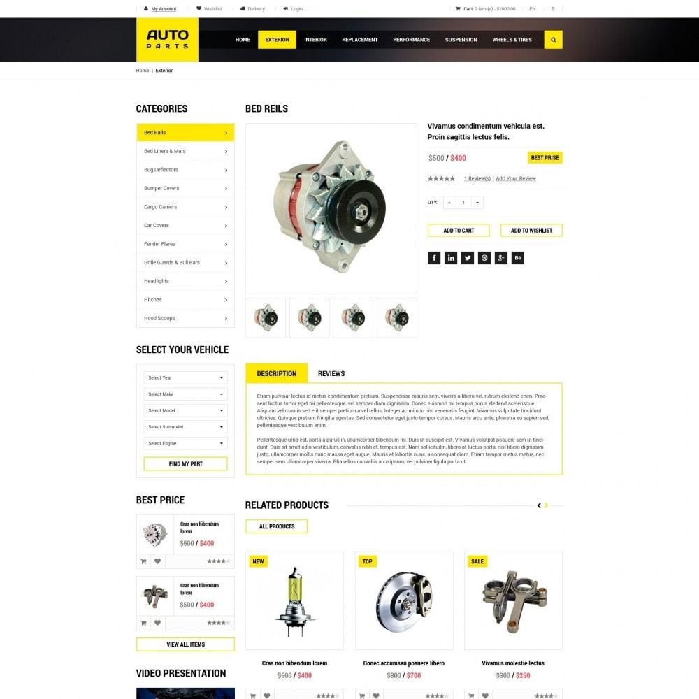 theme - Auto's & Motoren - Auto-Onderdelen - 4